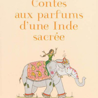 """""""Contes et mystères d'une Inde éternelle"""" de Laurent Adicéam-Dixit"""