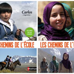 Les chemins de l'école : Inde, Argentine, Maroc et Kenya