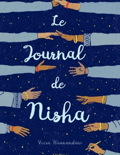 """""""Le Journal de Nisha"""" de Veera Hiranandani"""