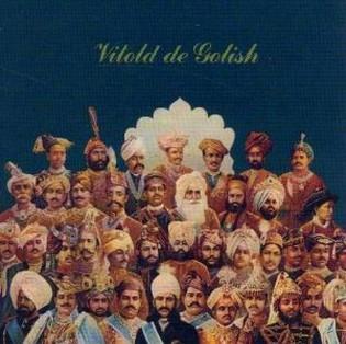 """""""L'Inde impudique des Maharadjahs"""" de Vitold de Golish"""