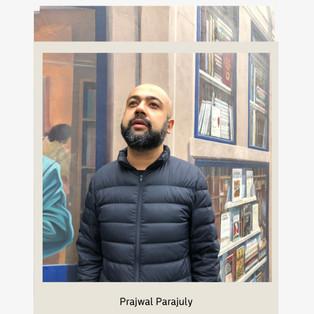 """Quatre minutes avec Prajwal Parajuly, auteur de """"Fuir et revenir"""", meilleur roman 2020"""
