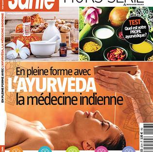 Top Santé - Hors-série n° 23 - En pleine forme avec l'ayurvéda, la médecine indienne