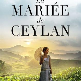 """""""La Mariée de Ceylan"""" de Dinah Jefferies"""
