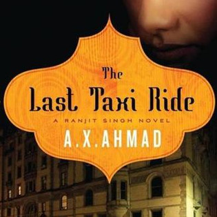 """""""The last taxi ride"""" by A.X. Ahmad"""