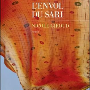 """""""L'envol du sari"""" de Nicole Giroud"""