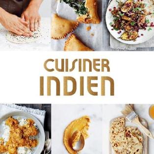 """""""Cuisiner indien"""" par Amandip Up"""