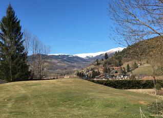Esquí i golf al mateix dia