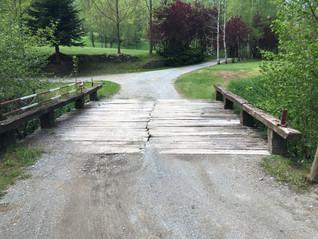Els nostres ponts de fusta