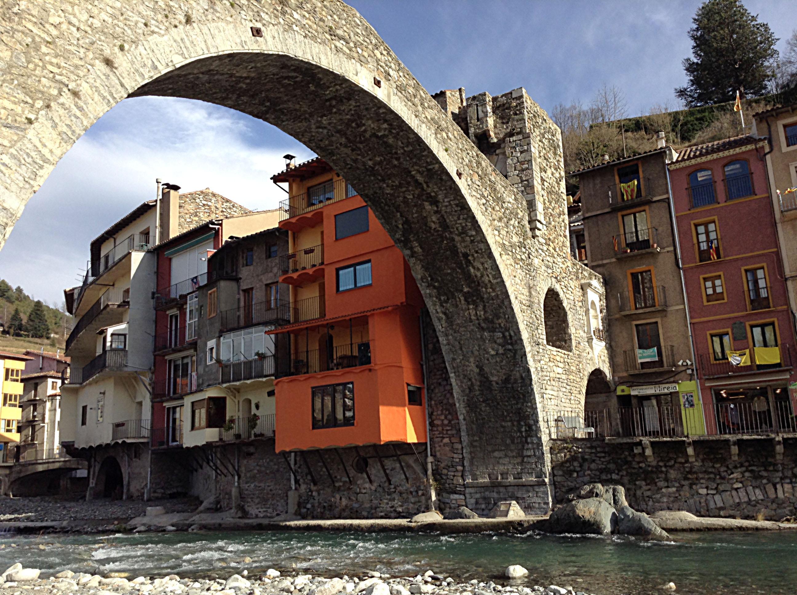 Pont nou - Camprodon (4)