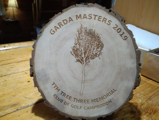 Garda Masters 2019