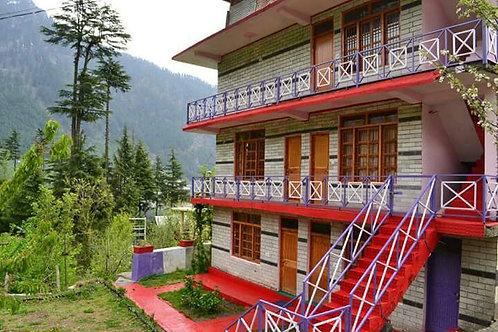 Saraswati Palace Manali Hotel