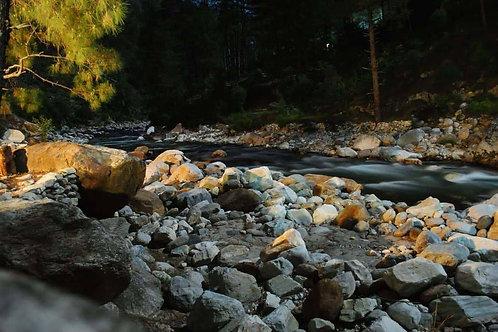 Tirthan-sainj trekking