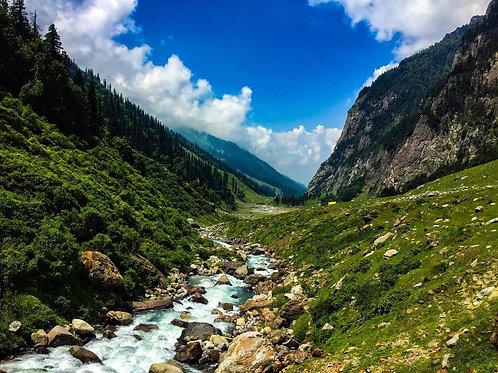 Hamtapass trekking