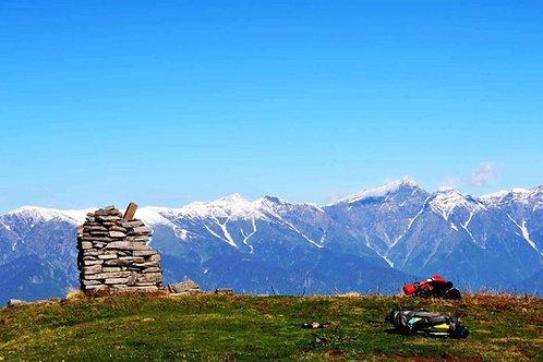 Chandarkhani pass trekking