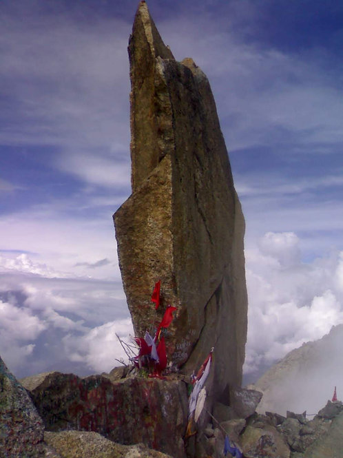 Kinner-Kailash trekking