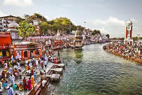 Shimla to Haridwar