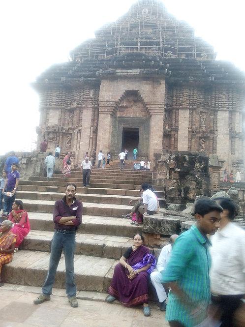 Orissa tours packages