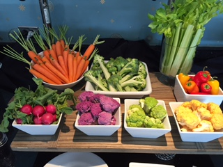 Crudite Bar
