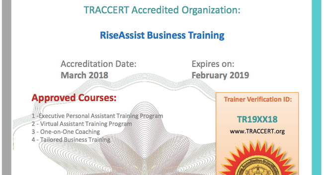 Accreditation Certificate TRACCERT.png