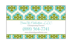 DonnaInk Publications Calling Card