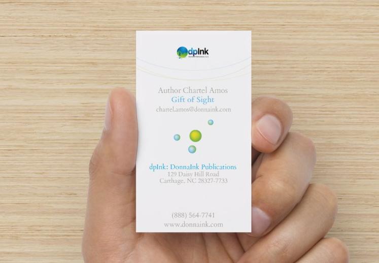 Alternate Business Card #2