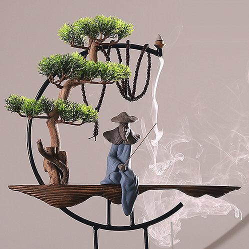 168pcs Mixed Natural Incense Smoke Cone