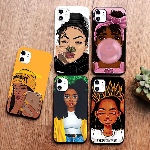 Queen Art Phone Case for iPhone 12 Pro