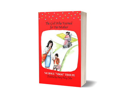 Little Buggy Productions readies, The Girl Who Yearned for her Mother by Nichole Troupe for release