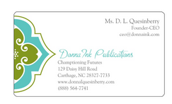 Select Publisher Business Card