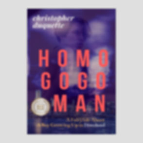 HOMO GOGO Man