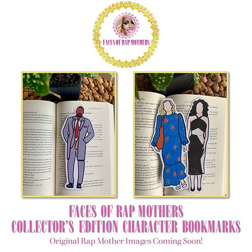 Rap Mother Photo Bookmarks