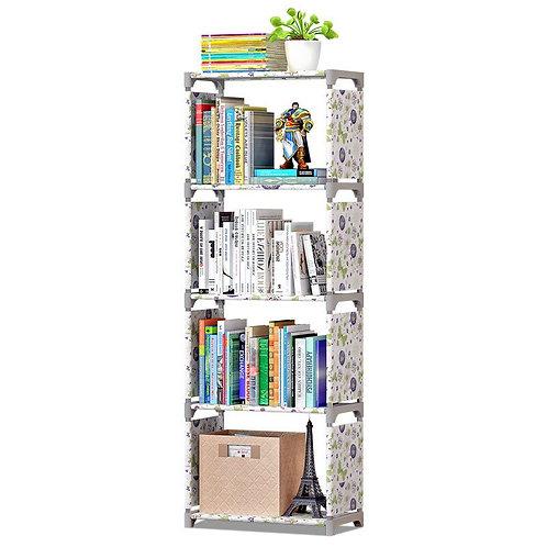 Simple Asemmbly Book Rack Bookcase for Home Furniture Boekenkast