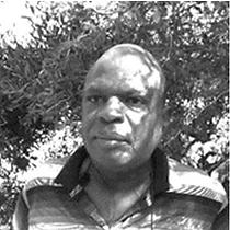Mr. Teedzani Thapelo - South African Nov