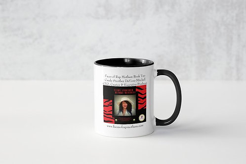 """OFFICIAL"" BK. #2 Faces of Rap Mothers Mug - Creator & Contributors"