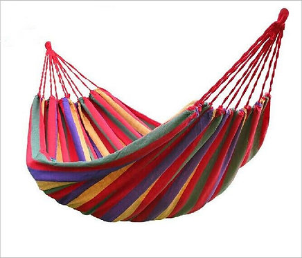 1 Set Free Shipping Portable 150 Kg Load-Bearing Outdoor Garden Hammock Hang Bed