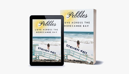 Pebbles, Love Across the Morecambe Bay, by Steven Kay of United Kingdom