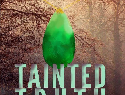 """Silver Dagger Blog Tour Host - DonnaInk Publications presents """"Tainted Truth,"""" by Nathalie Romer"""