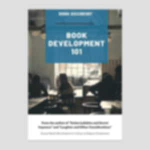 Book Development 101, by Ms. Donna L. Qu