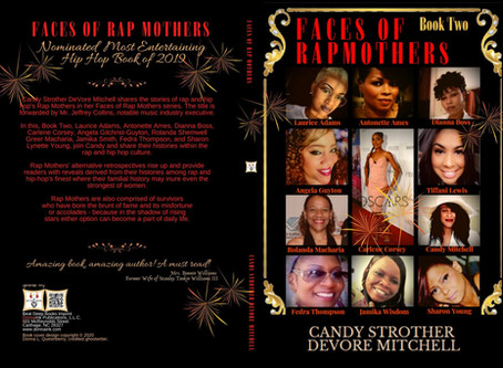 "DonnaInk Publications, Beat Deep Books Imprint, ""Faces of Rap Mothers - Book Two"" - correction"