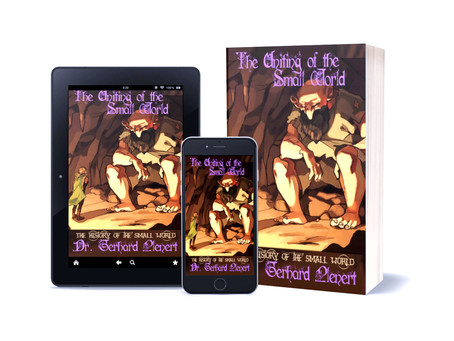 ThunderForge Pubs release of fantasy fiction title, The Uniting of the Small World in eBook