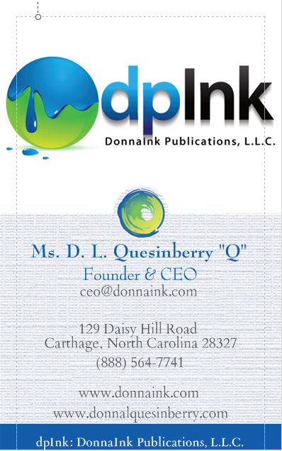 dpInk Business Card