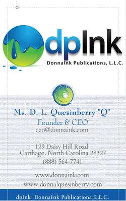 dpInk Business Card