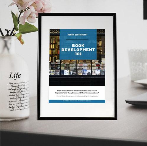 Book Development 101