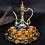Thumbnail: European Alloy Wine Cup Goblet