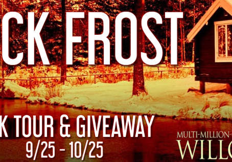"""Silver Dagger Book Blog Tour's Host DonnaInk Publications presents, """"Black Frost,"""" by Willow Rose"""