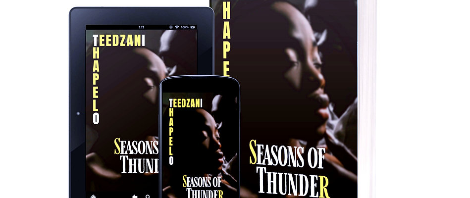 Seasons of Thunder, by Teedzani Thapelo of Botswana & Zimbabwe