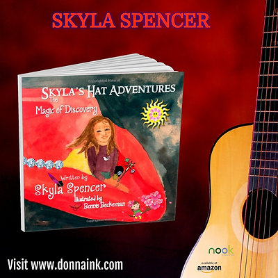 Skyla's Hat Adventure, by Skyla Spencer - Country Western Musician Nashville