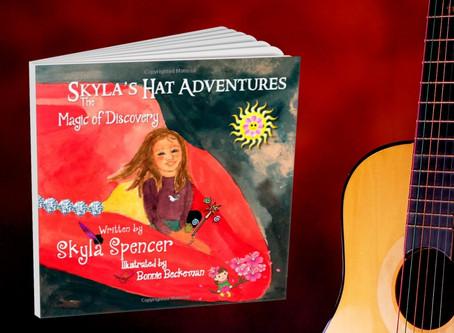 Skyla's Hat Adventures, Skyla Spencer