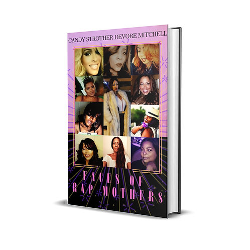 Faces of Rap Mothers - Book One, Hardbound Color