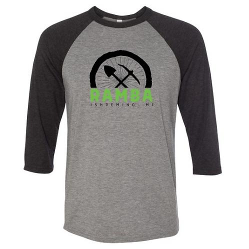 3/4 Sleeve Baseball Raglan -UNISEX